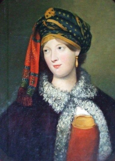 Regency Bad Hair Day? Wrap a Turban!