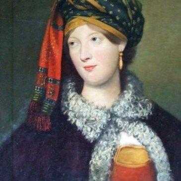 Regency Bad Hair Day? Wrap a Turban!