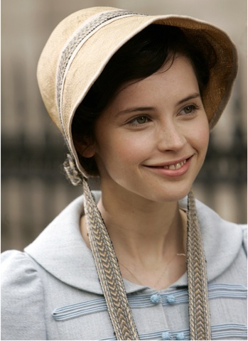 FROM ITV JANE AUSTENS NORTHANGER ABBEY