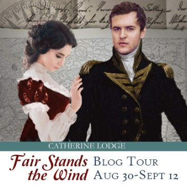 Fair Stands the Wind Blog Tour 8/30-9/12