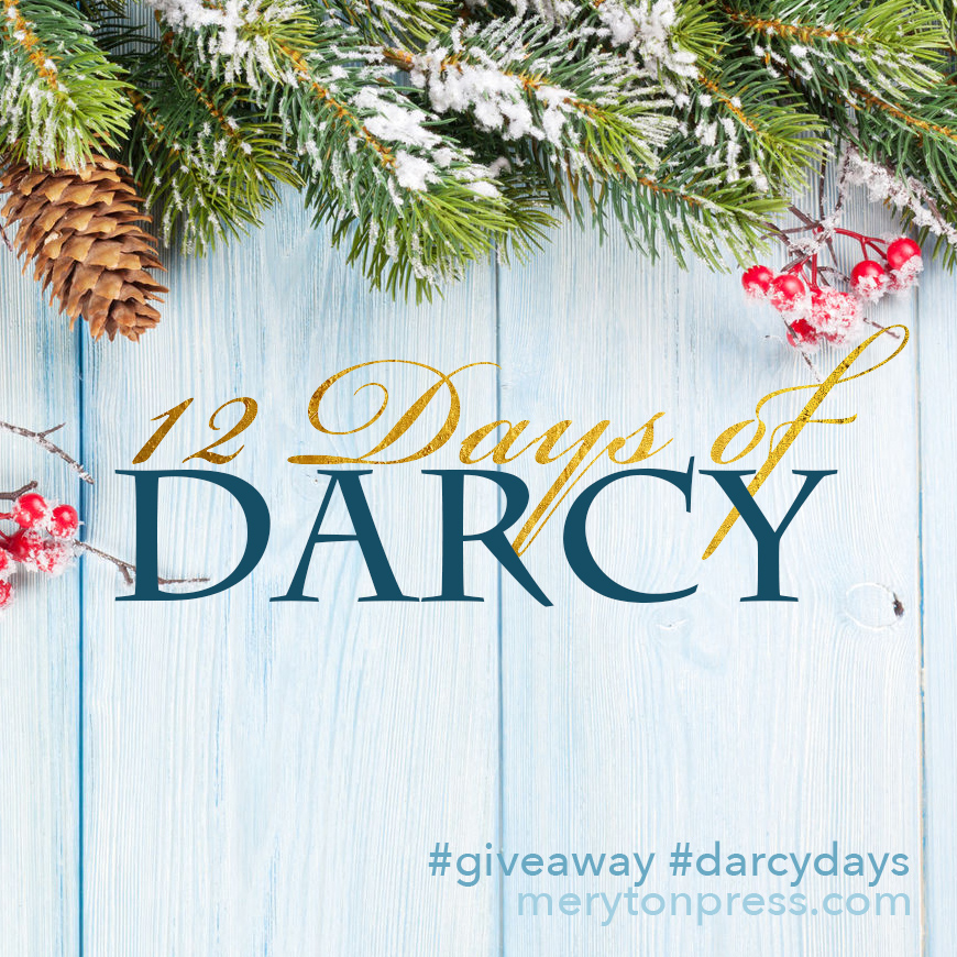12 Days of Darcy #Giveaway