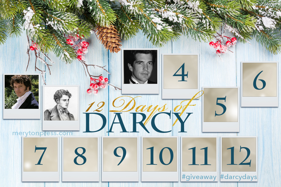 #DarcyDays 3 with Amy D'Orazio