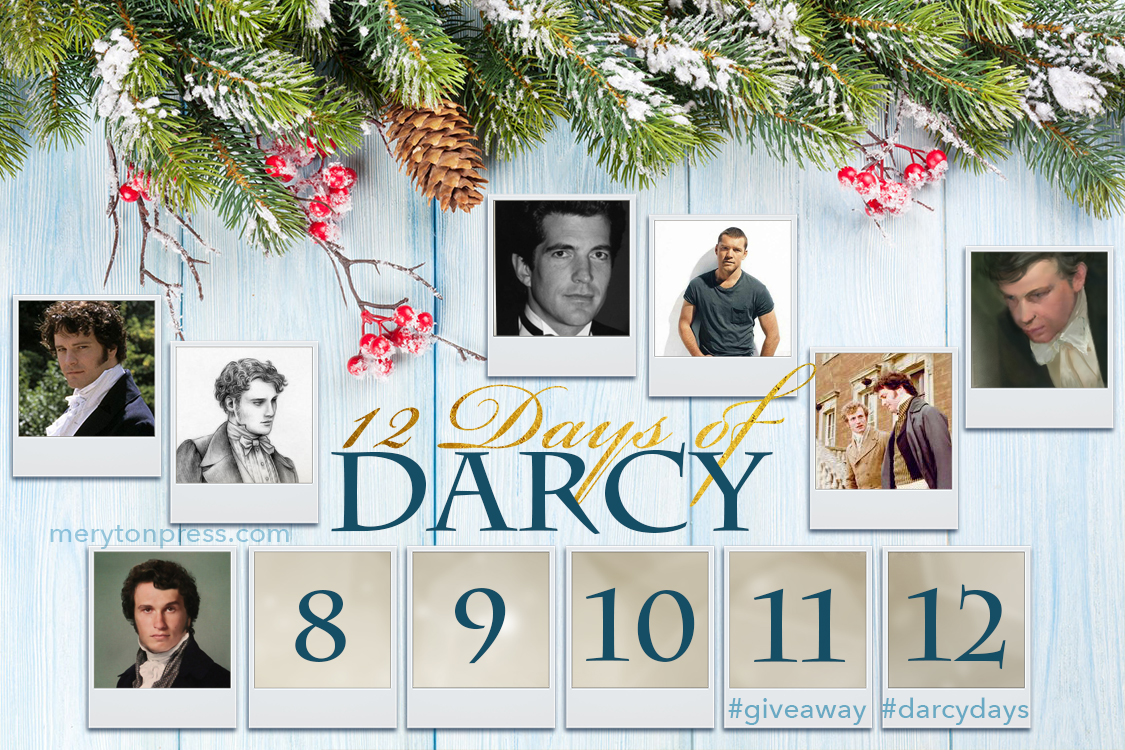 #DarcyDays 7 with Suzan Lauder