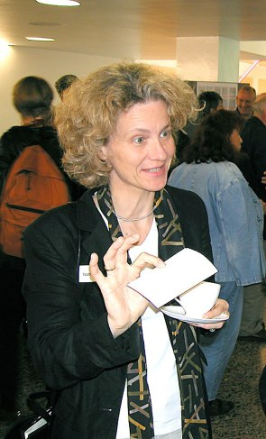 Dr. Isabel Schulz, Director of the Kurt und Ernst Schwitters Archive, Hanover