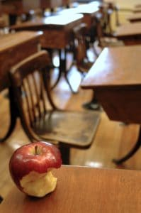 Teacher's Take on Uncool Schools