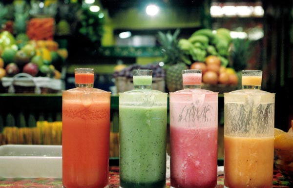 les jus de légumes pour perdre du poids