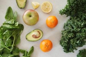 les jus de légumes pendant un régime