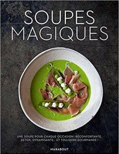 Le livre Soupes Magiques