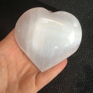 Gros coeur selenite