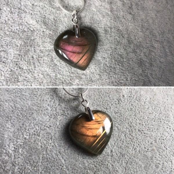 Pendentif-coeur-labradorite-rose