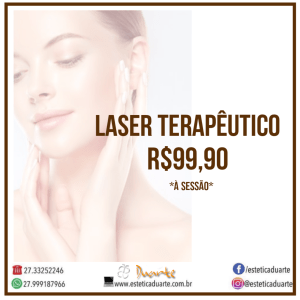 Laser Terapeutico – Estetica Duarte