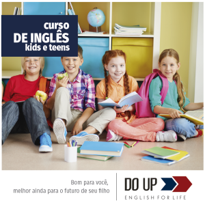 Curso de Ingles – Kids e Teens
