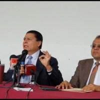 Zapotitla no renunciará, porque iría a prisión: Defensa