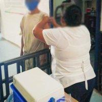 Inicia campaña de vacunación contra influenza en CERESO Morelos