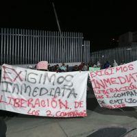 Exigen liberación de los 78 detenidos por secuestrar casetas