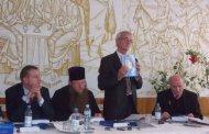"""Colocviu cu tema """"Lideri ai comunităţii româneşti din judeţul Harghita – apărători ai Bisericii strămoşeşti şi ai Neamului românesc"""", organizat la Miercurea Ciuc"""