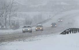 INFO  TRAFIC : Circulați cu atenție pe timp de iarnă