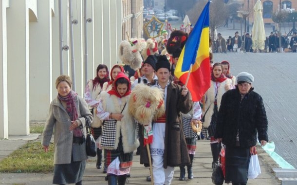 """Festivalul de colinde și obiceiuri de iarnă """"Crăciunul la români"""" s-a încheiat, după o săptămână magică"""