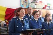 """""""Mesagerul de Covasna"""" a primit colindători, în uniforme albastre..."""