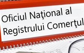 ONRC: Numărul înmatriculărilor efectuate în județul Covasna a scăzut