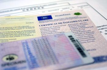 110 candidaţi pentru obţinerea permisului de conducere, examinaţi în două zile