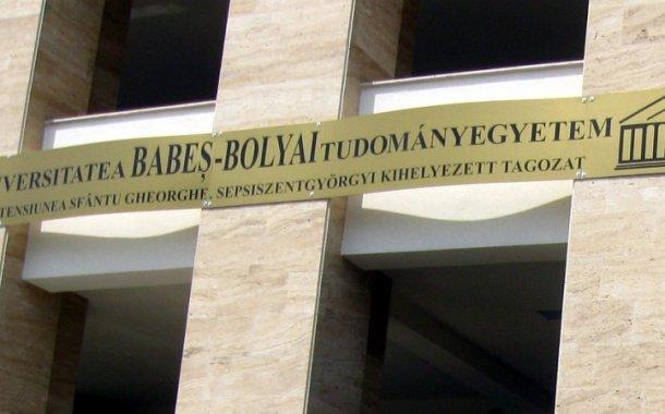 """Înscrierile la facultate sunt în toi! Universitatea """"Babeș Bolyai"""" – Extensia Sfântu Gheorghe îi așteaptă pe candidați"""