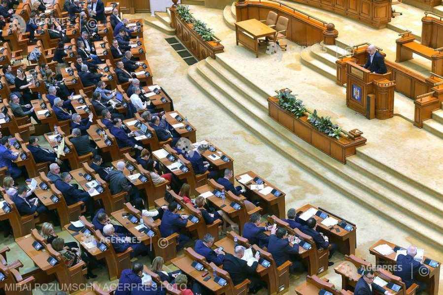 Camera Deputaţilor: Proiectul privind declararea în 4 iunie a Zilei Tratatului de la Trianon - adoptat; cererea preşedintelui – respinsă