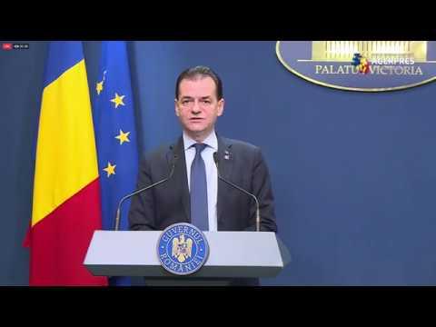 Orban: Îl propun pe secretarul de stat Nelu Tătaru pentru funcţia de ministru al Sănătăţii