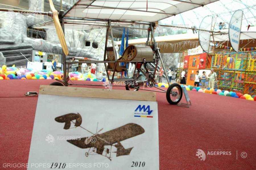 FRAGMENT DE ISTORIE: 110 ani de la primul zbor al lui Aurel Vlaicu, pe dealul Cotrocenilor