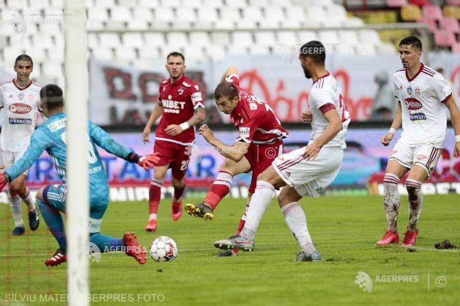 Liga I: Dinamo - Sepsi OSK Sfântu Gheorghe 1-3, în play-out