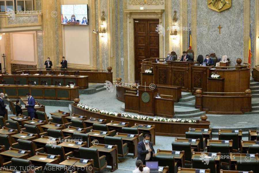 Senat: Proiectul privind anularea unor amenzi aplicate în starea de urgenţă, adoptat în plen