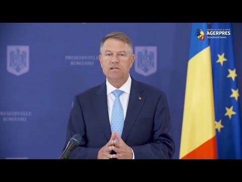VIDEO Iohannis: Reformarea marilor sisteme publice nu mai poate fi amânată la nesfârşit
