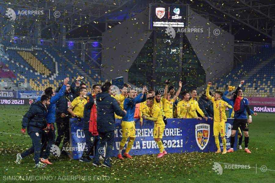 România, calificată la Campionatul European Under-21, după 1-1 cu Danemarca
