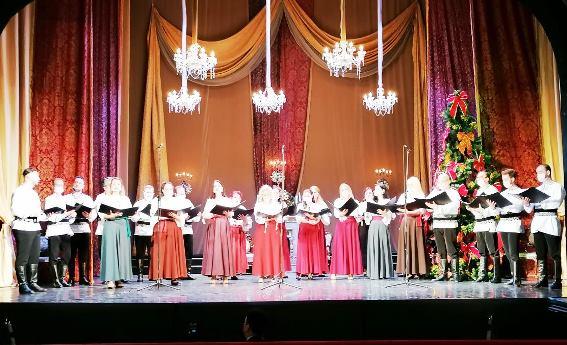 Gala de Crăciun a Operei braşovene