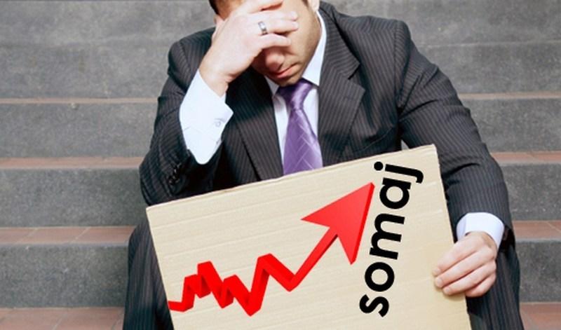 Rata şomajului în judeţul Covasna a crescut cu 0,14 % în luna noiembrie