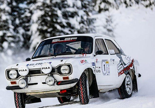 Start pentru Romania Historic Winter Rally 2021