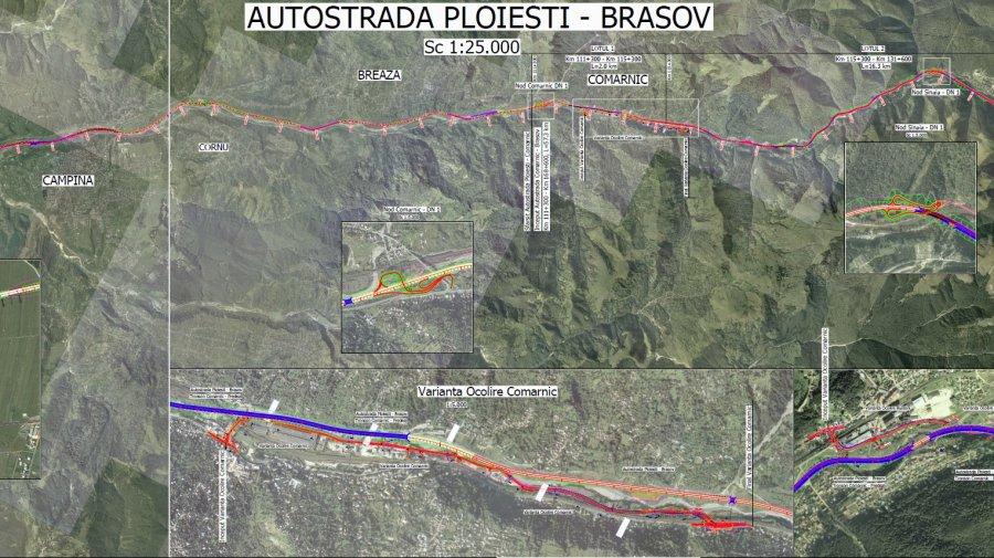 Drulă: Contractul cu firma de proiectare pentru A3 Ploieşti-Comarnic-Braşov va fi semnat zilele următoare