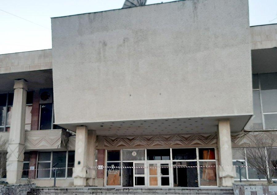 Autorităţile din Sfântu Gheorghe solicită retragerea dreptului de folosinţă al UGSR asupra Casei de Cultură a Sindicatelor