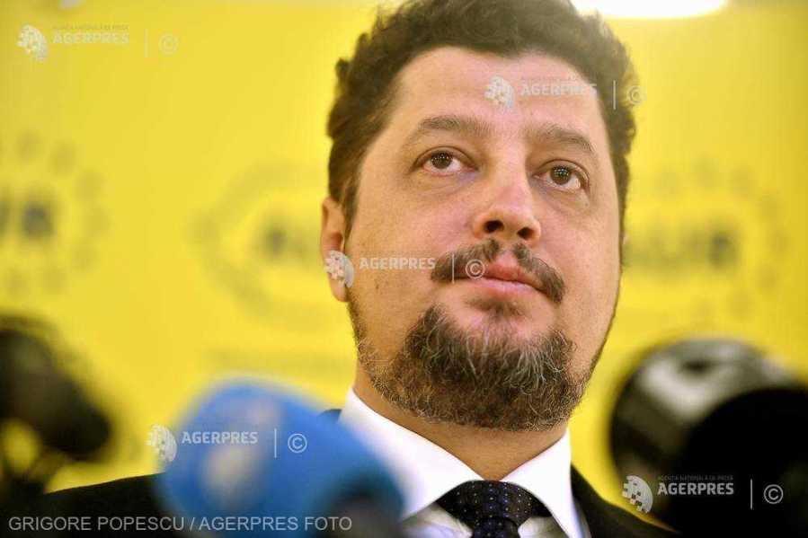 Târziu (AUR) vrea o alianţă cu UDMR pentru apărarea drepturilor şi libertăţilor maghiarilor şi românilor din Ucraina