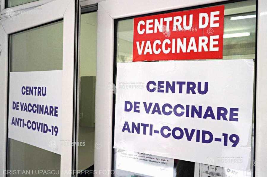 Covasna: Cinci noi linii de vaccinare anti-COVID în centrele din judeţ; aproximativ 27.700 de persoane vaccinate