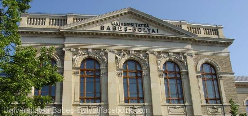 """Universitatea """"Babeş-Bolyai'' - pe primul loc între universităţile din ţară la cercetare ştiinţifică"""