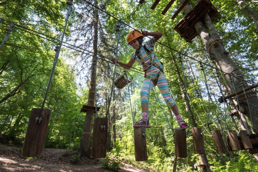 Pe 7 mai începe un nou sezon de distracţie în aer liber la Şugaş Băi
