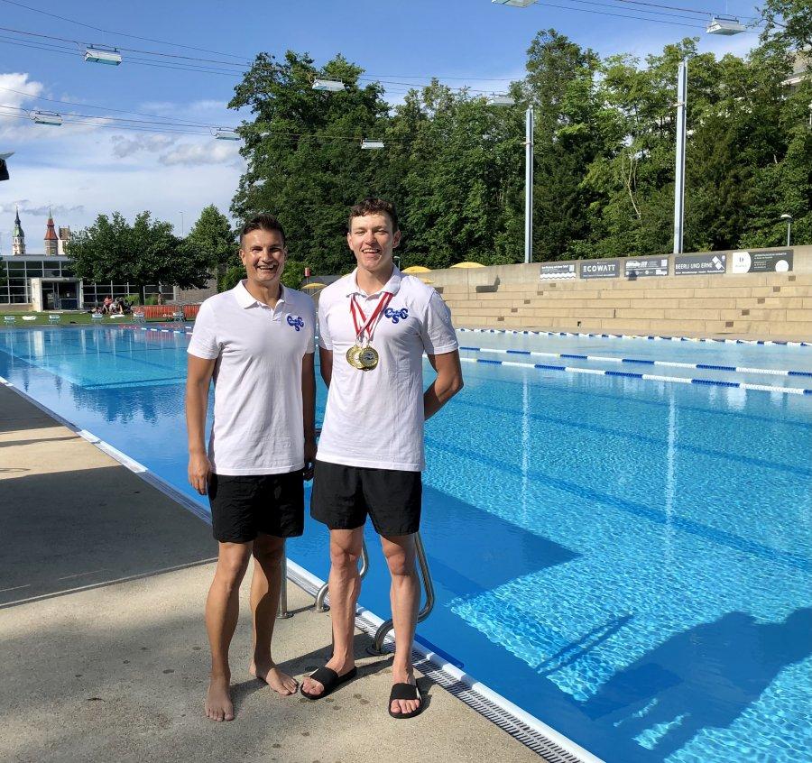 Trei medalii de aur și una de argint obținute de sportivul Barabas Andras în Frauenfeld, Elveția