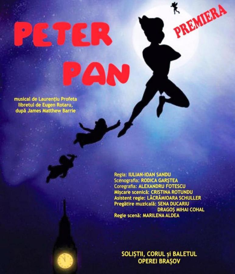 A treia premieră la Opera Brașov în vreme de Pandemie