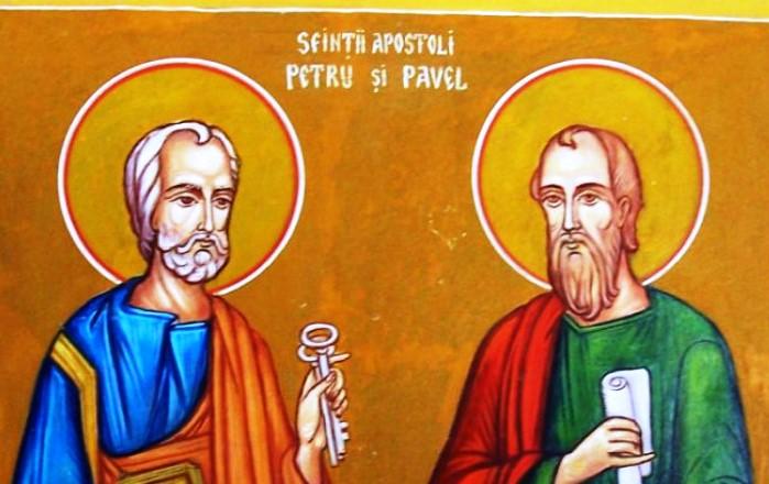 Tradiţii: Sf. Apostoli Petru şi Pavel