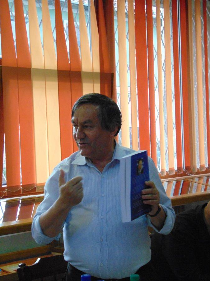 Ioan Lăcătuşu în dialog cu Vasile Lechinţan (I)