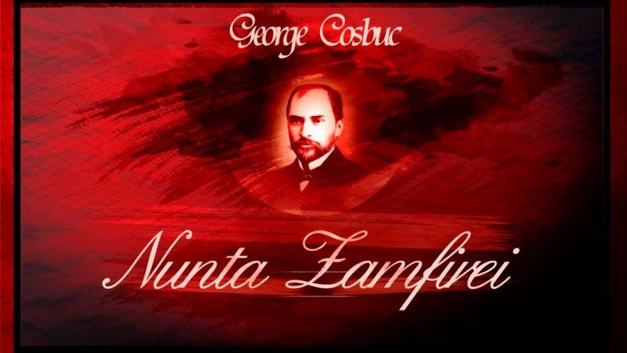 O PERSONALITATE PE ZI: Poetul George Coşbuc