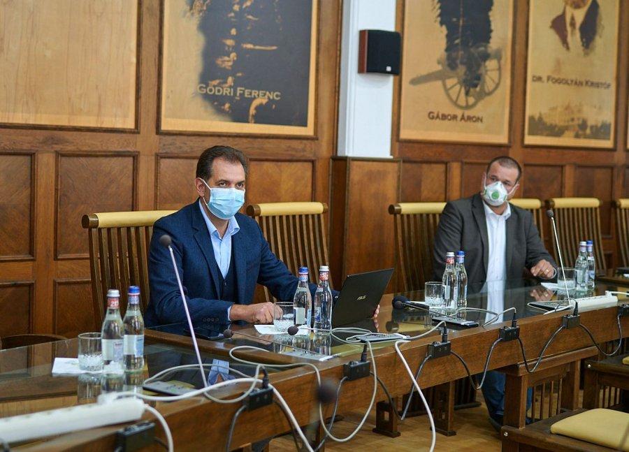 Consultări publice pentru elaborarea strategiei de dezvoltare urbană a Municipiului Sfântu Gheorghe până în anul 2030