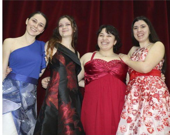 Recital de canto la Centrul de Cultură Arcuș, astăzi