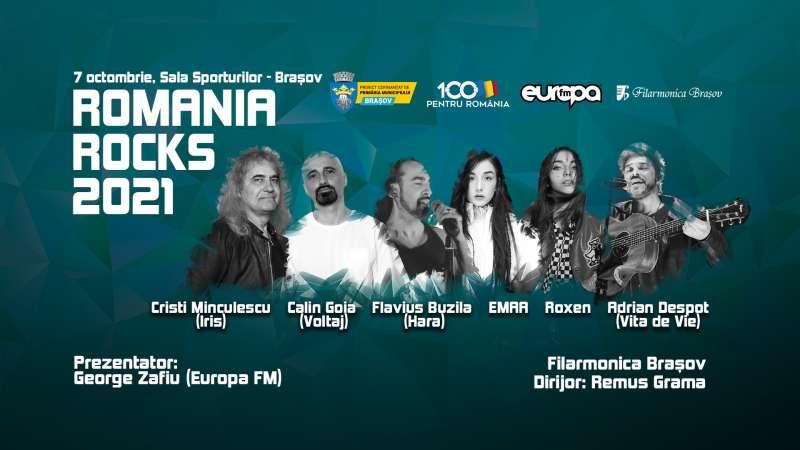 Nume consacrate ale rock-ului românesc într-un concert inedit